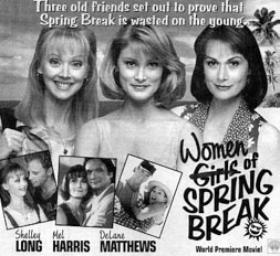 Women of Spring Break web